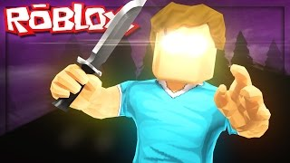Roblox Adventures - KILLING HEROBRINE IN ROBLOX! (Roblox Murder Mystery)
