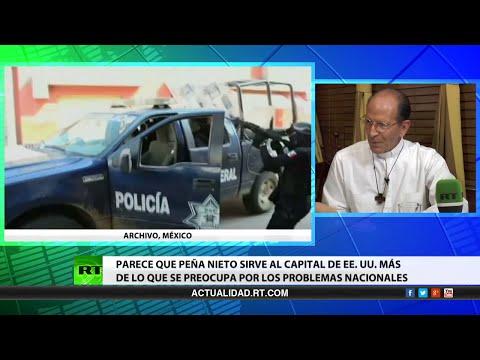 """""""Parece que Peña Nieto sirve al capital de EEUU más que a los intereses de México"""""""