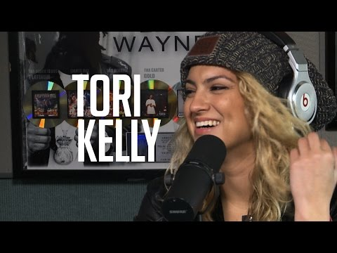 Tori Kelly Discusses the BET Awards, Not Being White + Dreaming of a Grammy on Ebro in the AM