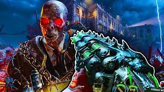 BLOOD OF THE DEAD EASTER EGG HUNT STREAM (Black Ops 4 Zombies Easter Egg Walkthrough)