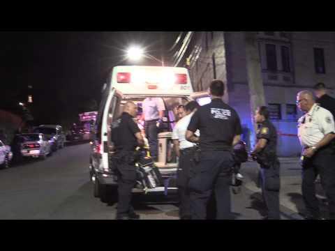 Shooting in Yonkers - Van Cortland Pk Ave