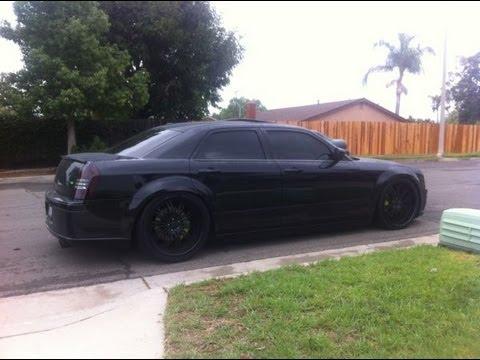 Custom Chrysler 300 >> 2006 Chrysler 300 SRT8 Magnaflow Exhaust - YouTube