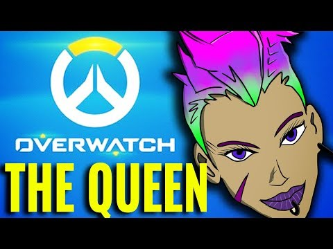 Overwatch - Upcoming Hero 'The Queen' (Theory)[Overwatch Explained]