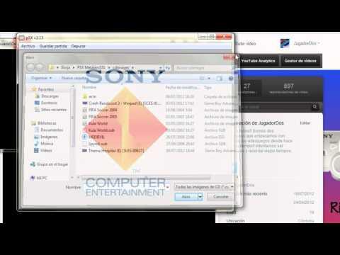 Tutorial: Emulador psx para pc y como jugar en pc con mando psx o ps2 - JugadorDos