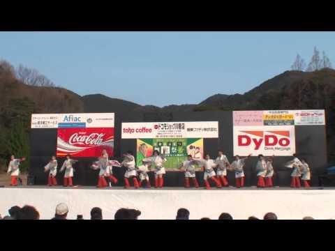 レインボーとようら ~川棚温泉 舞龍祭2011