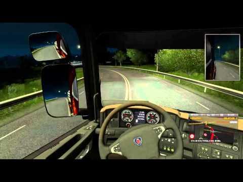 ETS2MP-Konvoi vom 14.05.15: Dresden - Oslo (2/2) [HD]