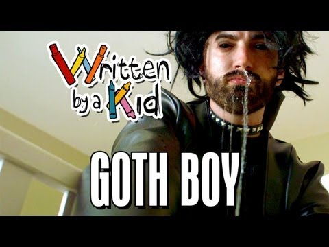 "Rhett & Link Get Down With the Darkness in ""Goth Boy"" - Written By A Kid Ep. 2"