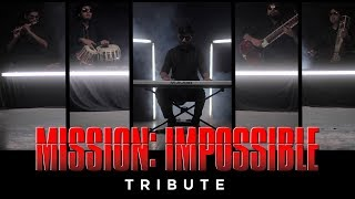 Mission Impossible (Indian Version) | Tushar Lall | The Indian Jam Project