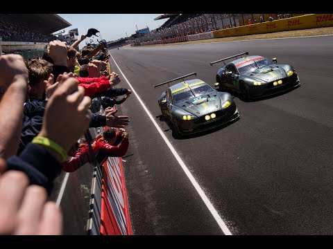 Aston Martin Racing Takes A Momentous Victory At The 2017 24 Hours Of Le Mans