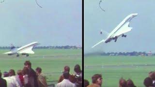 The First Concorde Crash was Soviet