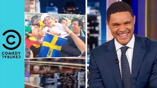 Mexico Just Fell In Love With South Korea | The Daily Show With Trevor Noah