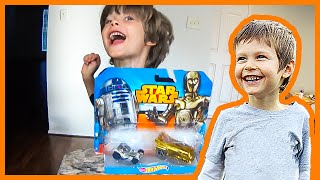 Working For Star Wars Hot Wheels Cars