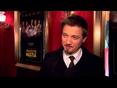 American Hustle: Jeremy Renner World Premiere Interview