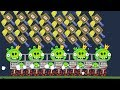 Bad Piggies EXTREME CRUISE MISSILE LAUNCHER ON KING PIG mp3