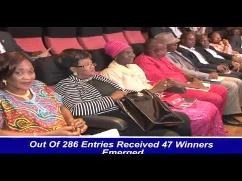 RADIO NIGERIA LAGOS 2015 MERIT AWARDS