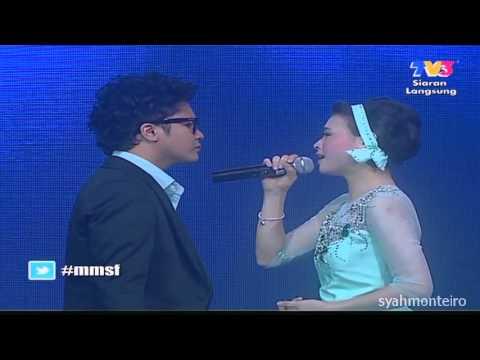 Hafiz & Adira-ombak Rindu (semifinal Muzik Muzik) video