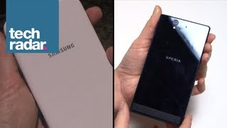 Samsung Galaxy S4 vs Sony Xperia Z_ Specs Comparison