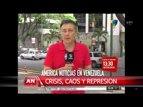 América Noticias en Venezuela