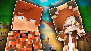 Minecraft Daycare - TINA'S HOMELESS !? (Minecraft Roleplay)  from Tina The Tiger
