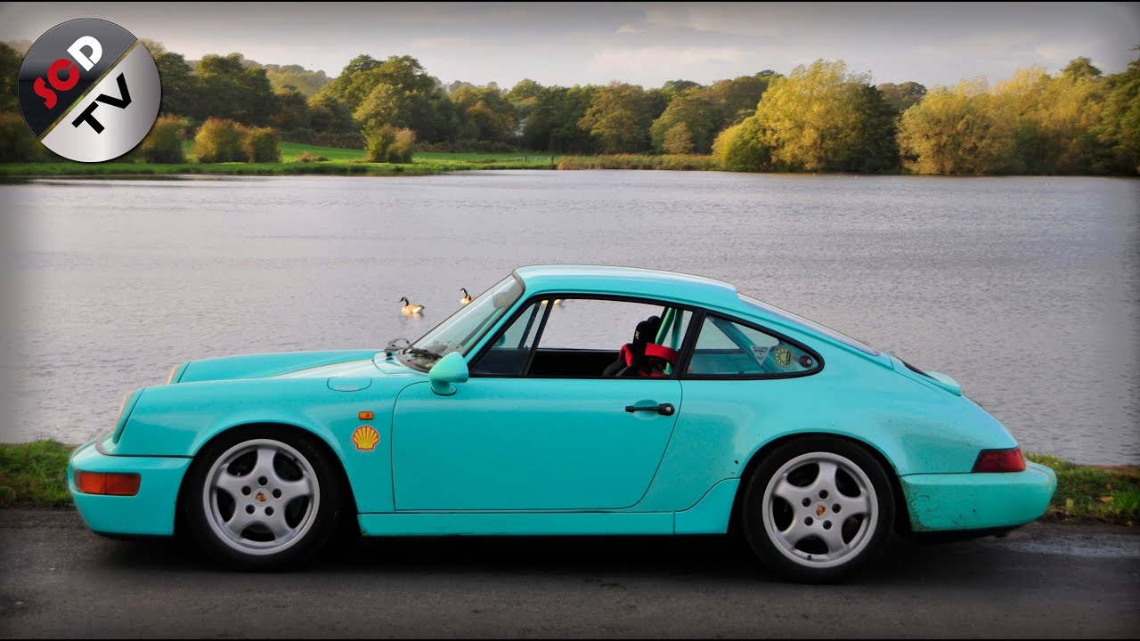 Ride Porsche 964rs Clubsport Doughnut Youtube