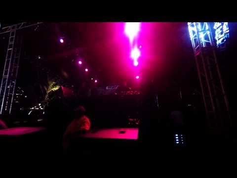 CRSSD fest James Murphy DJ Set End
