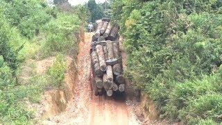 Tin Tức 24h : Quốc lộ 14C, tỉnh Kon Tum xuống cấp nghiêm trọng
