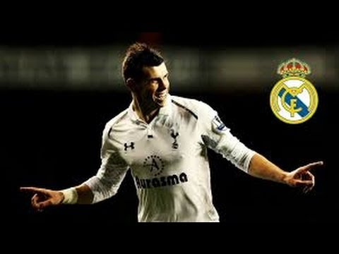 Gareth Bale Skills & Goals I Superstar I 2013