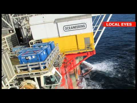 Tæt på Arktis: Greenpeace i aktion mod vil stoppe Statoil