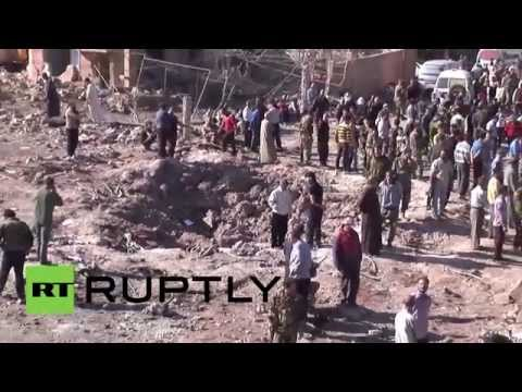 Syria: Displaced Syrians speak out about fleeing ISIS and Al-Qaida
