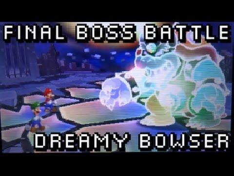 Team b Final Battle Final Boss Battle Dreamy