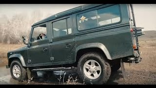 PitStop - Land Rover Defender (тест драйв)