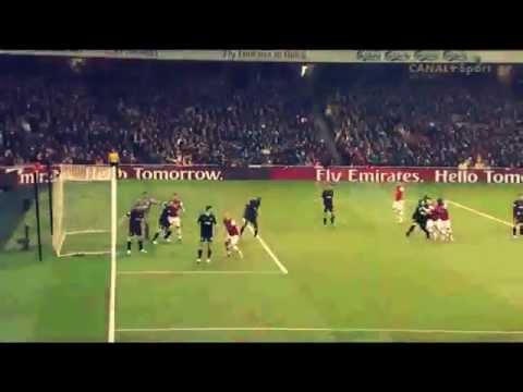 Arsenal 4-1 Wigan Athletic -14/5/13 All Goals