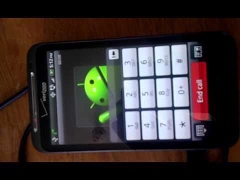 HTC Tunderbolt activada en IUSACELL MEXICO con VOZ y datos 1X