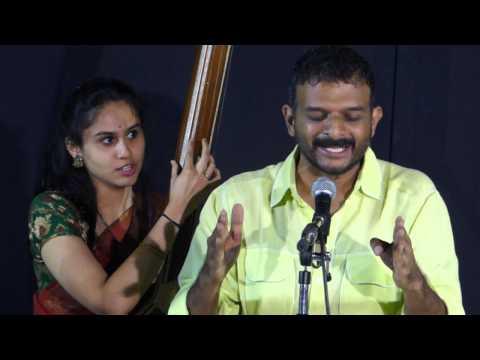 (Lyrics & Meaning) malayadhwaja - khamaas - TM Krishna