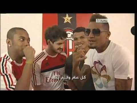 Kevin-Prince Boateng Singing - Kevin-Prince Boateng Singing