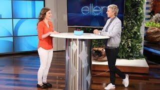 Download Song A Phenomenal Surprise for an Ellen Fan Free StafaMp3