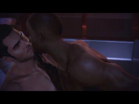 Mass Effect lesbische Sexszene