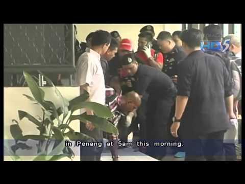 Malaysian police kill five as crime crackdown starts - 19Aug2013