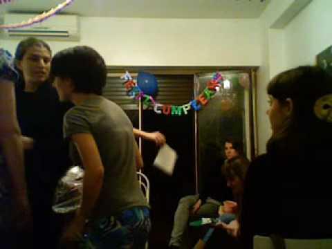 La Loca De Mierda 14 el Cumpleaños video