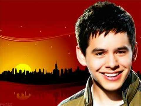 David Archuleta - Sweet Caroline