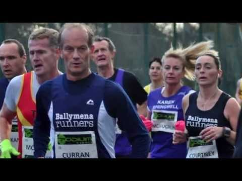 Springwell Running Club -Seeley 10k - Belfast 2012