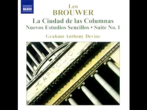 Leo Brouwer - Omaggio A Tarrega - V