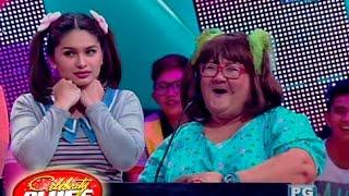 Celebrity Bluff Boobsie And Poleng Pinatawa Ang Lahat