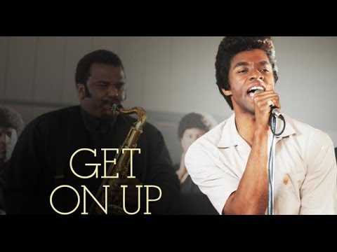 Get On Up - Movie Trailer - Reaction & Review