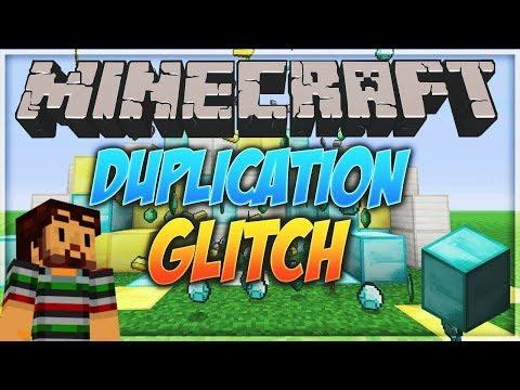 Minecraft PS4 - TU64 - CREATIVE GOD MODE! - DUPLICATION GLITCH - NEW - TUTORIAL