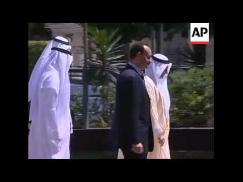 WRAP FMs arrive for special Arab League meeting on Sudan