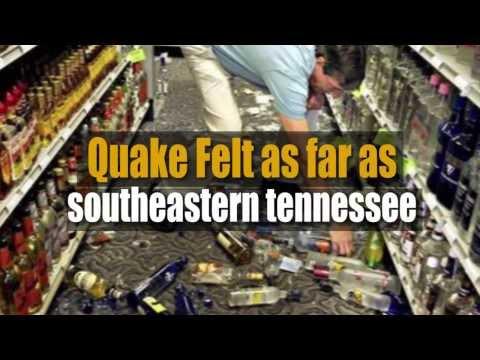 Update! RARE 5.4 EARTHQUAKE shake US EAST S Carolina, GA | STRONGEST! since 1950, Mill Knocked Down
