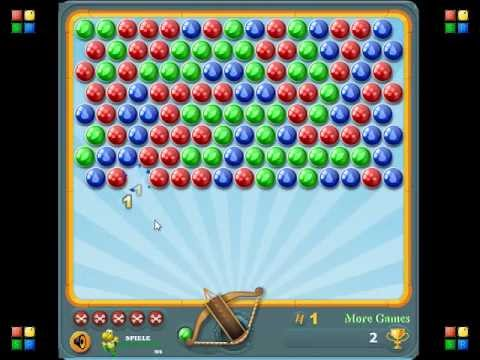 youtube free online games bubble shooter 3 hacked