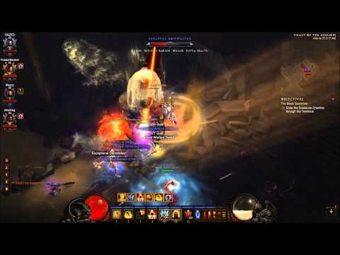 Diablo 3 1.08 Patch Overview