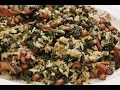 Hoppin' John Recipe - Black-eyed Peas, Rice, and Collard Greens - I Heart Recipes